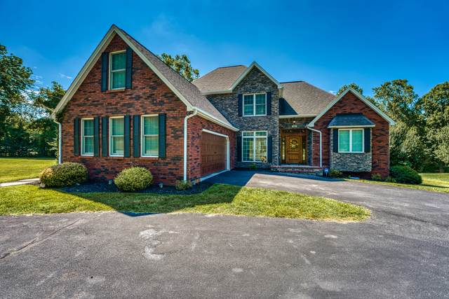 45 Green Tree Circle, Bristol, VA 24201 (MLS #9910432) :: Red Door Agency, LLC