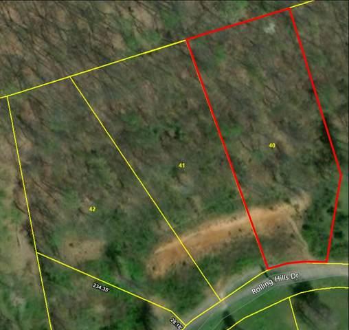 Lot 40 Rolling Hills Drive, Church Hill, TN 37642 (MLS #9910469) :: Tim Stout Group Tri-Cities