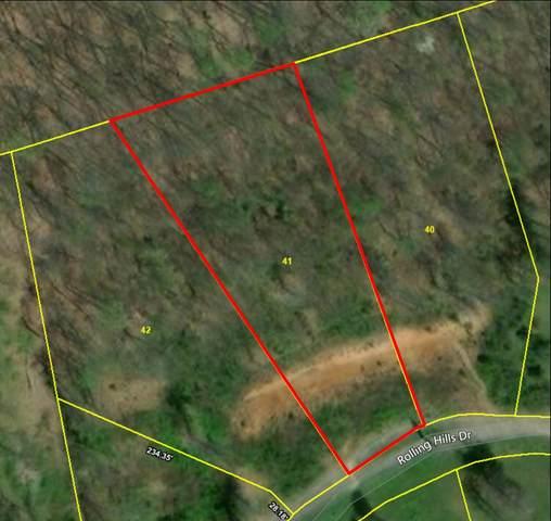 Lot 41 Rolling Hills Drive, Church Hill, TN 37642 (MLS #9910471) :: Tim Stout Group Tri-Cities