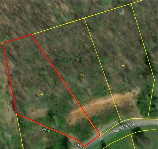 Lot 42 Rolling Hills Drive, Church Hill, TN 37642 (MLS #9910472) :: Tim Stout Group Tri-Cities
