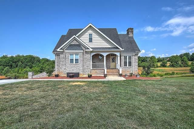 150 Lakeview Estates Drive, Bristol, TN 37620 (MLS #9910594) :: Conservus Real Estate Group