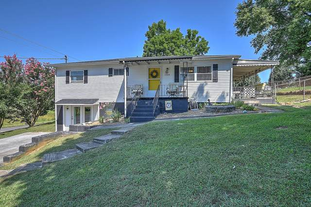 1405 Jefferson Street, Morristown, TN 37814 (MLS #9910610) :: Bridge Pointe Real Estate