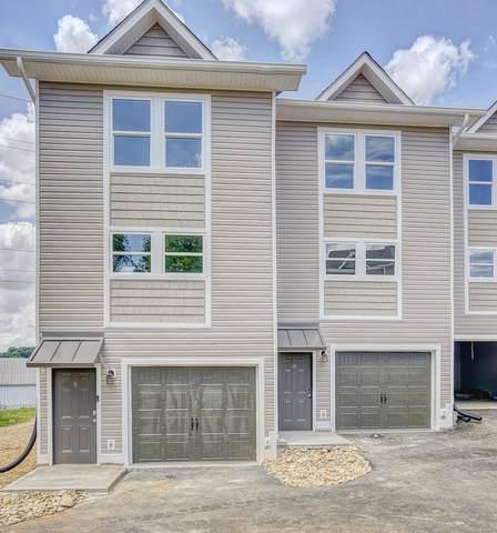 2802 Walnut Street #8, Johnson City, TN 37604 (MLS #9910616) :: Conservus Real Estate Group
