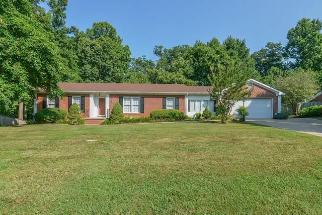 1810 Brentwood Drive, Greeneville, TN 37743 (MLS #9910643) :: Bridge Pointe Real Estate