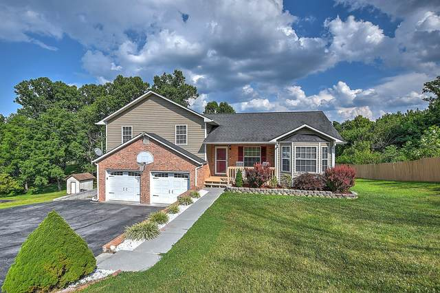 116 Bauchman Drive, Gray, TN 37615 (MLS #9910670) :: Highlands Realty, Inc.