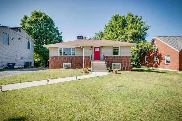 1837 Fort Robinson Drive -, Kingsport, TN 37660 (MLS #9910765) :: Bridge Pointe Real Estate