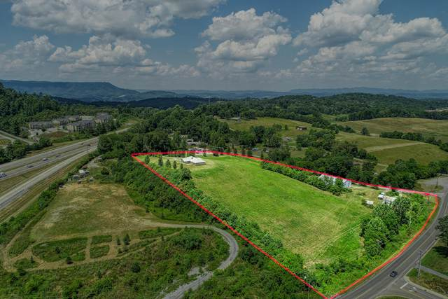 213 229 Melrose Lane Lane, Kingsport, TN 37664 (MLS #9910766) :: Bridge Pointe Real Estate