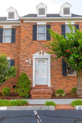 400 Sunset Drive N69, Johnson City, TN 37604 (MLS #9910976) :: Highlands Realty, Inc.