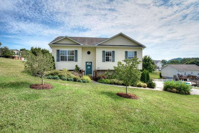 127 Pine Hill Drive, Gray, TN 37615 (MLS #9910978) :: Highlands Realty, Inc.