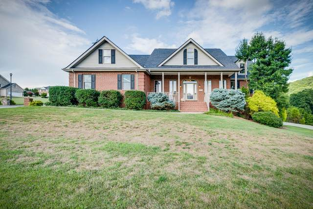 1100 Wiembley Drive, Kingsport, TN 37664 (MLS #9911047) :: The Lusk Team