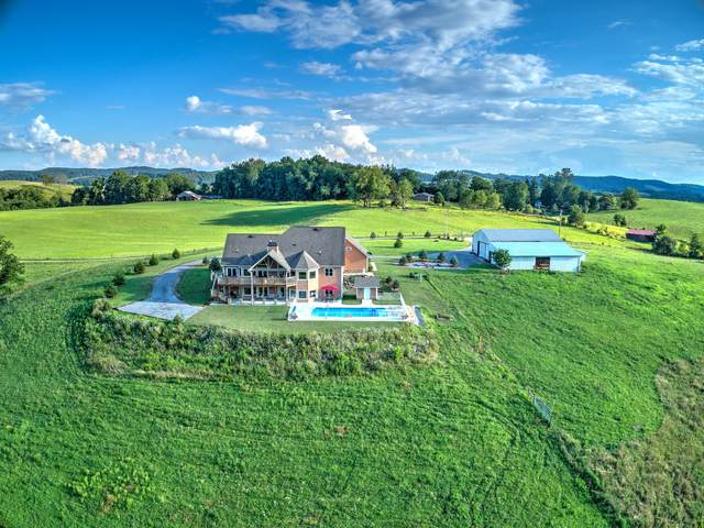 251 Fee Trail, Ewing, VA 24248 (MLS #9911080) :: Bridge Pointe Real Estate