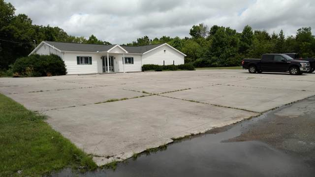 158 Hwy 11-E, Bulls Gap, TN 37711 (MLS #9911082) :: Bridge Pointe Real Estate