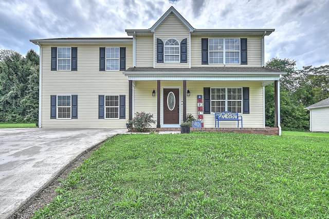 1006 Fox Meadow Circle, Bluff City, TN 37618 (MLS #9911164) :: Highlands Realty, Inc.