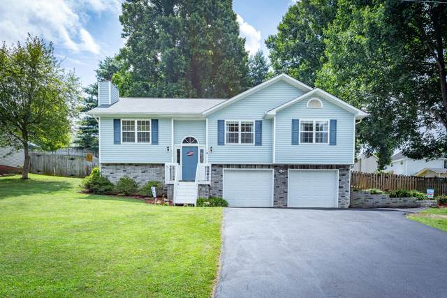 406 Neal Drive, Bluff City, TN 37618 (MLS #9911167) :: Bridge Pointe Real Estate