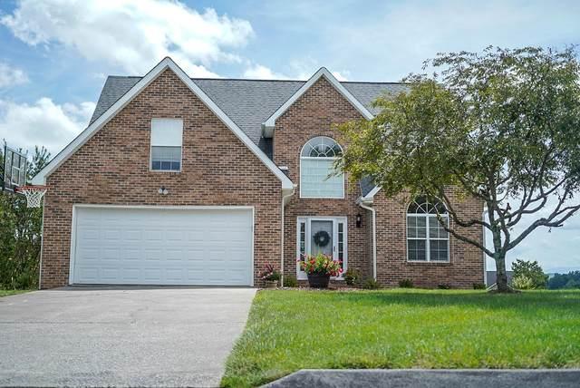 109 Ridgeview Meadows Drive, Gray, TN 37615 (MLS #9911210) :: Highlands Realty, Inc.