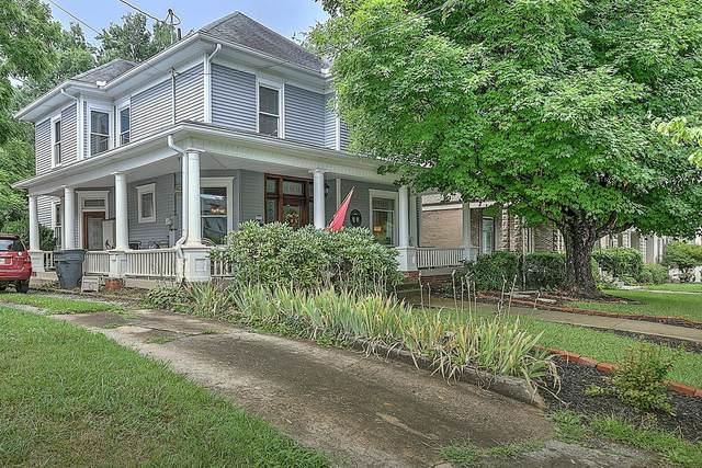 512 Spruce Street, Bristol, TN 37620 (MLS #9911215) :: Highlands Realty, Inc.