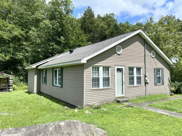 765 Crabtree Hollow, Clintwood, VA 24228 (MLS #9911225) :: Tim Stout Group Tri-Cities