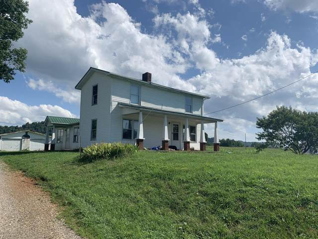 856 Hickory Cove Road, Rogersville, TN 37857 (MLS #9911236) :: Highlands Realty, Inc.