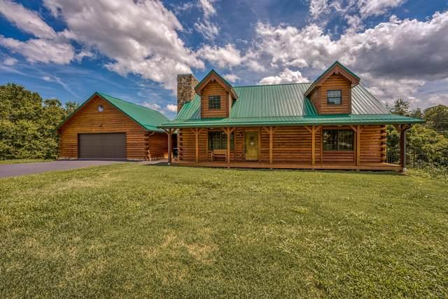 120 Cedar Point Road, Johnson City, TN 37601 (MLS #9911250) :: Highlands Realty, Inc.