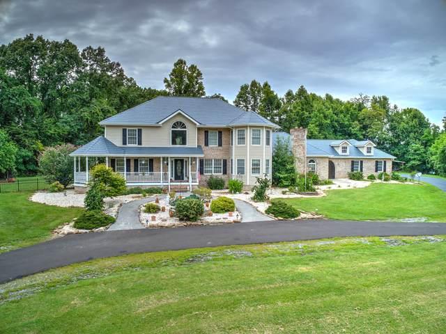 188 Southwood Drive, Kingsport, TN 37664 (MLS #9911301) :: Bridge Pointe Real Estate