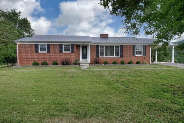266 Holston Terrace, Weber City, VA 24290 (MLS #9911315) :: Highlands Realty, Inc.