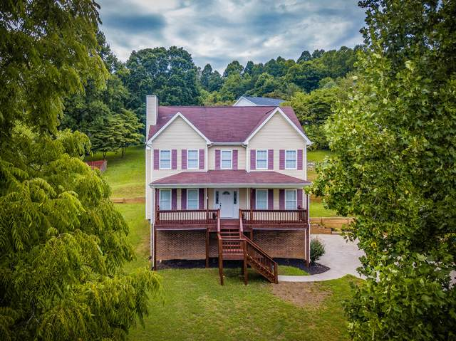 4244 Rustic Way, Kingsport, TN 37664 (MLS #9911317) :: Conservus Real Estate Group