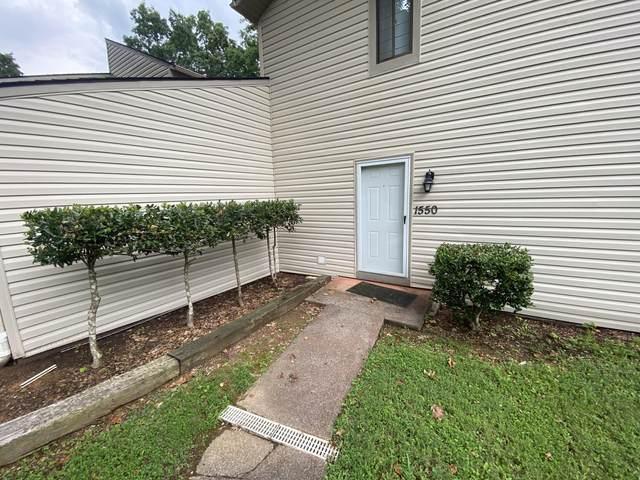 1550 Colony Park Dr Drive #1550, Johnson City, TN 37604 (MLS #9911352) :: Highlands Realty, Inc.