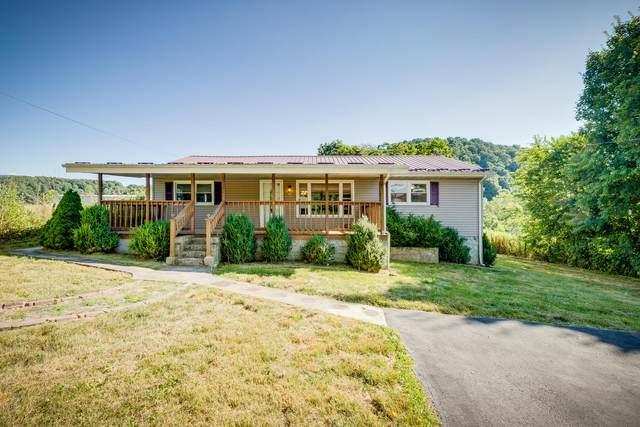 15540 Bishop Road, Chilhowie, VA 24319 (MLS #9911395) :: Bridge Pointe Real Estate