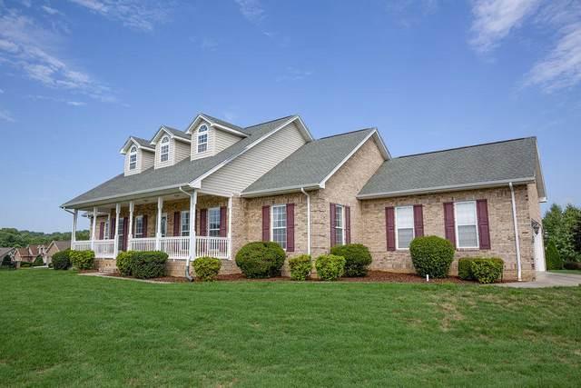 365 Sweetgrass Lane, Jonesborough, TN 37659 (MLS #9911462) :: Bridge Pointe Real Estate