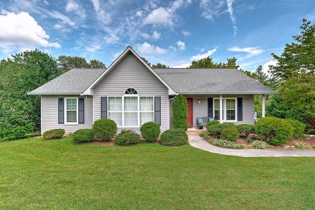 126 Whitson Road, Gray, TN 37615 (MLS #9911467) :: Highlands Realty, Inc.
