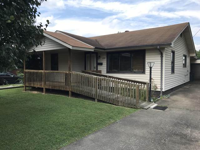 2309 Oglewood Road, Kingsport, TN 37664 (MLS #9911496) :: Conservus Real Estate Group