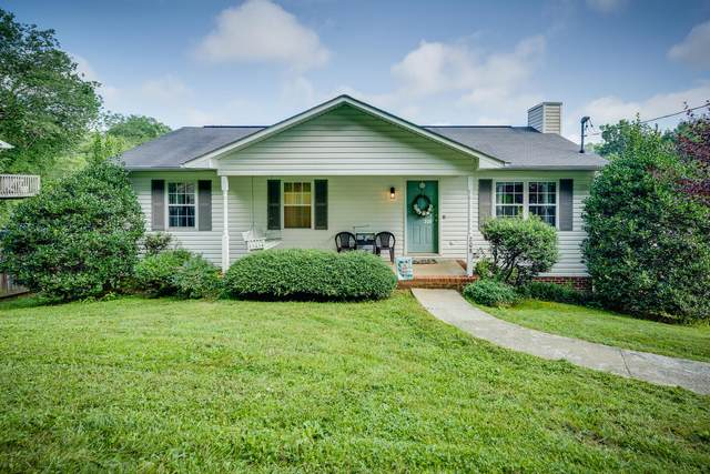 208 Mitchell Road, Kingsport, TN 37663 (MLS #9911520) :: Conservus Real Estate Group