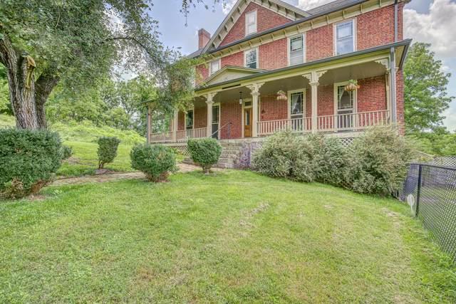 410 Stone Mill Road, Abingdon, VA 24210 (MLS #9911550) :: Bridge Pointe Real Estate
