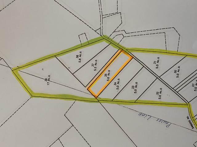 00 Sanders Rd, Greeneville, TN 37743 (MLS #9911563) :: Conservus Real Estate Group