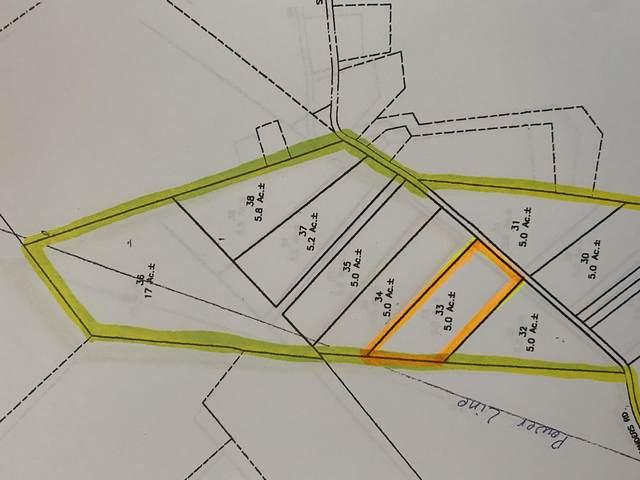 00 Sanders Rd, Greeneville, TN 37743 (MLS #9911565) :: Conservus Real Estate Group