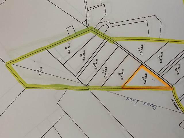 00 Sanders Rd, Greeneville, TN 37743 (MLS #9911566) :: Conservus Real Estate Group