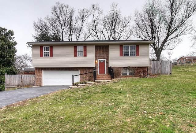 404 Foxcroft Drive, Kingsport, TN 37664 (MLS #9911616) :: Bridge Pointe Real Estate