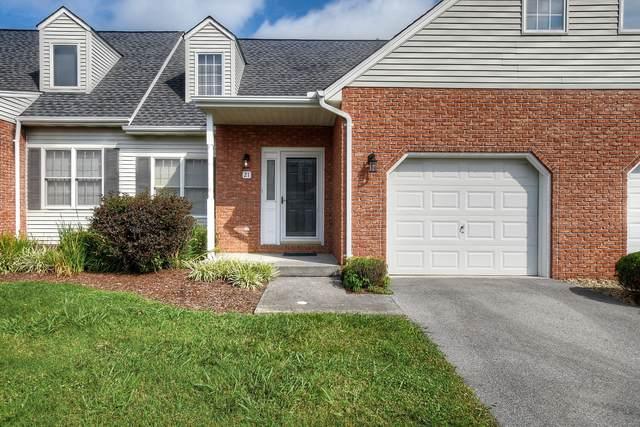 1725 Lakeview Drive #21, Johnson City, TN 37601 (MLS #9911646) :: Tim Stout Group Tri-Cities