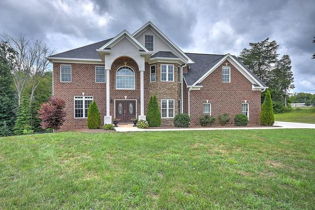 5015 Rose Garden Circle, Kingsport, TN 37660 (MLS #9911650) :: Tim Stout Group Tri-Cities