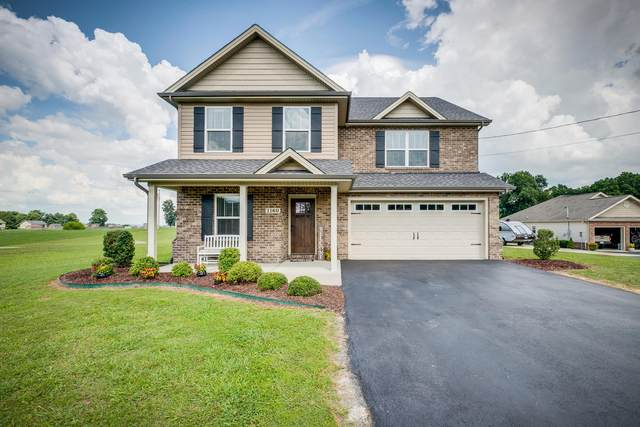 1160 Shadden Road, Gray, TN 37615 (MLS #9911677) :: Bridge Pointe Real Estate