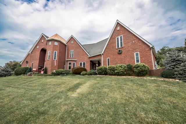 643 Woodmont Road, Jonesborough, TN 37659 (MLS #9911679) :: Bridge Pointe Real Estate