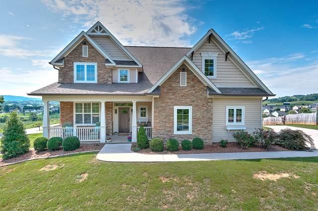 21 Timberlyne Parc, Jonesborough, TN 37659 (MLS #9911711) :: Bridge Pointe Real Estate