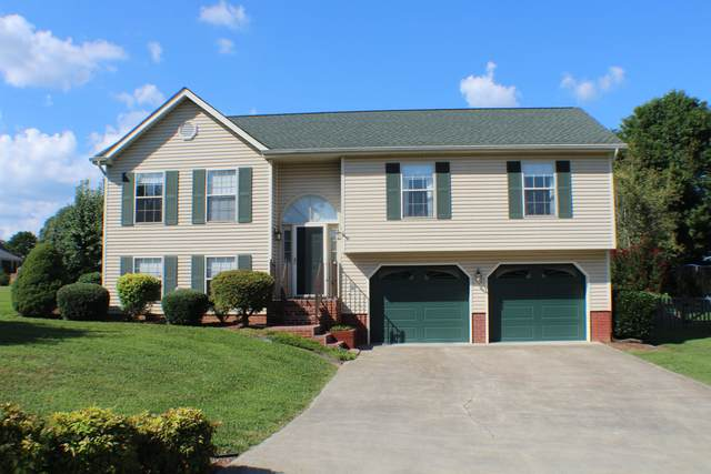 503 Crystal Springs Circle, Gray, TN 37615 (MLS #9911718) :: Bridge Pointe Real Estate
