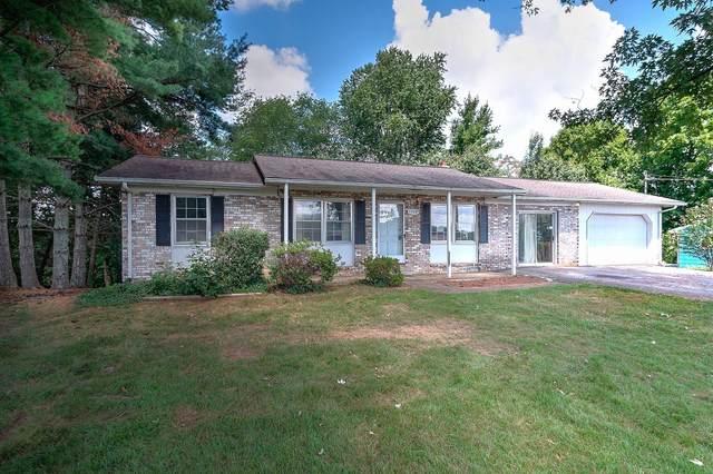 1308 Ben Gamble Road, Jonesborough, TN 37659 (MLS #9911742) :: Bridge Pointe Real Estate