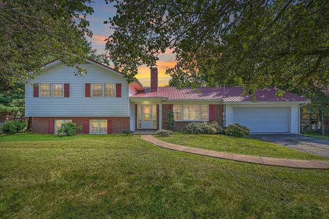 225 Sequoia Trail, Greeneville, TN 37743 (MLS #9911757) :: Tim Stout Group Tri-Cities