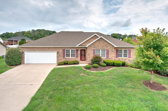 3456 Bailey Ranch Road, Kingsport, TN 37660 (MLS #9911799) :: Tim Stout Group Tri-Cities