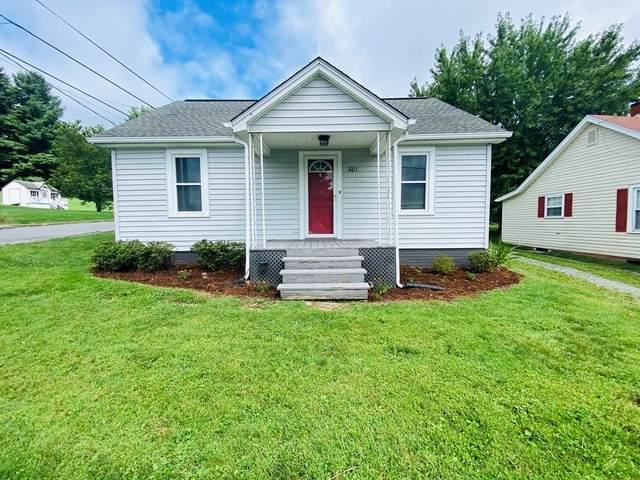 301 Sprinkle Avenue, Marion, VA 24354 (MLS #9911817) :: Bridge Pointe Real Estate
