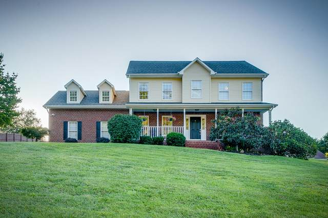 349 Courtney Drive, Blountville, TN 37617 (MLS #9911865) :: Bridge Pointe Real Estate