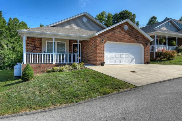 687 Willowcrest Place, Kingsport, TN 37660 (MLS #9912010) :: Tim Stout Group Tri-Cities