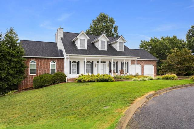 612 Kings Ridge Drive, Blountville, TN 37617 (MLS #9912086) :: Bridge Pointe Real Estate
